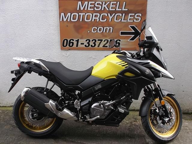 Suzuki DL 650 XT - Meskell Motorcycles